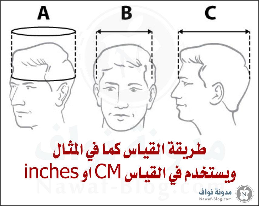 helmet-measurement-visual-aid